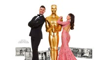 Aljaž Skorjanec and Janette Manrara remebering the oscars