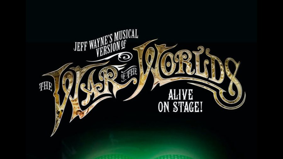 Jeff Wayne The War of the Worlds musical