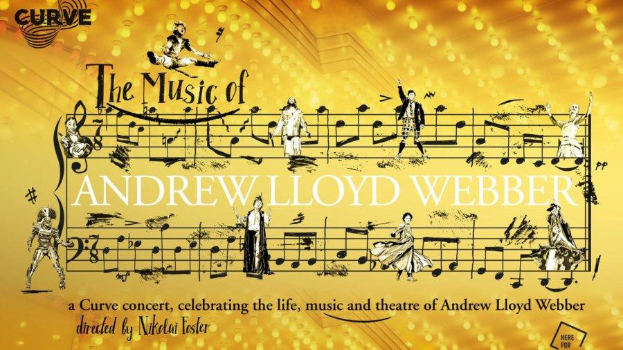 andrew lloyd webber concert curve