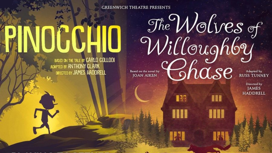 Greenwich Theatre summer rep 2021 season