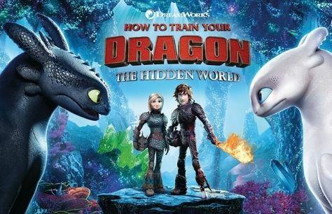 Cinema: How To Train Your Dragon: The Hidden World