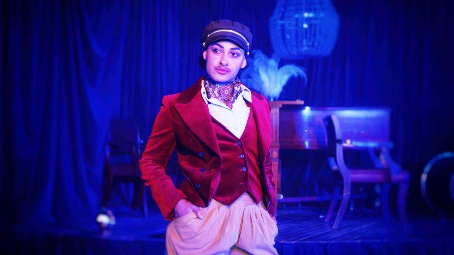 Fia Houston-Hamilton, Dorian A Rock Musical (Credit Stream.Theatre) 1