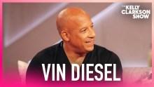 vin diesel musical