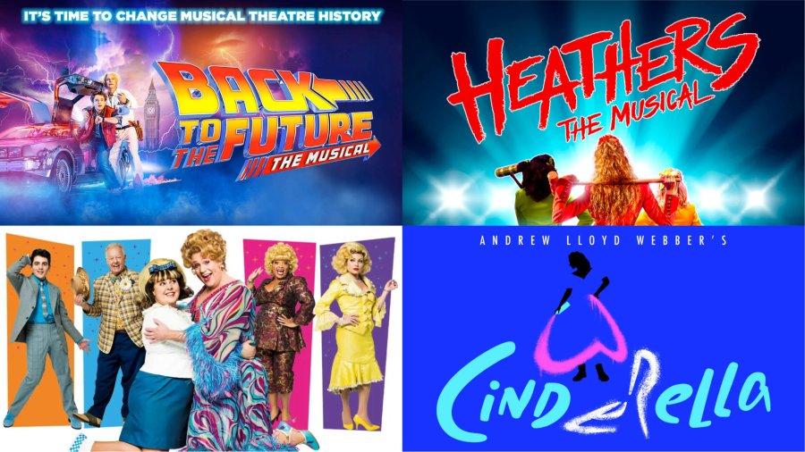 west end musicals summer 2021