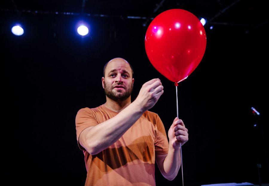 CASA Festival @ Southwark Playhouse - Victor Esses, Where To Belong, (c) Alex Brenner