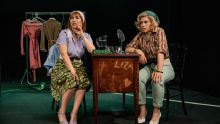 Rosanna Harris and Mia Tomlinson, The Funny Girls (credit Mark Senior) (2)