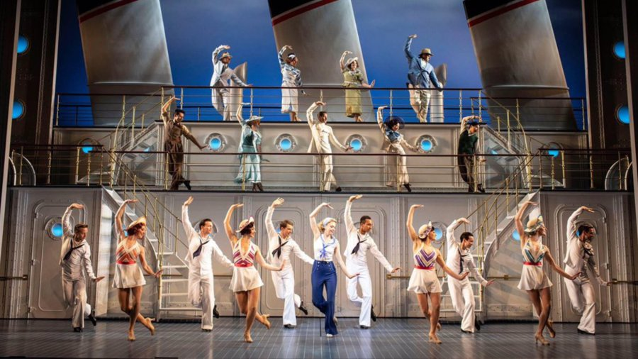 anything goes london reviews