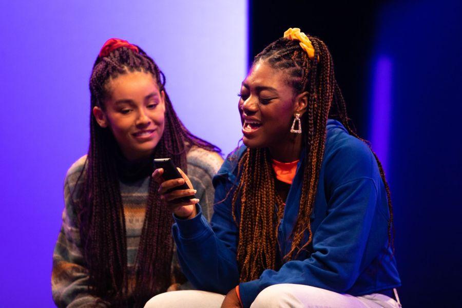 Braids, Live Theatre, credit Von Fox Promotions