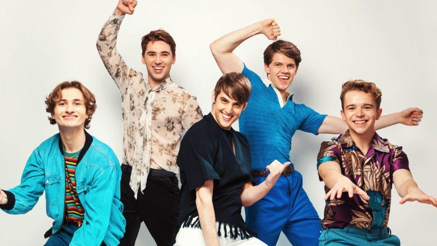 The Osmonds musical cast