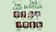 jack and beanstalk New Wolsey Theatre