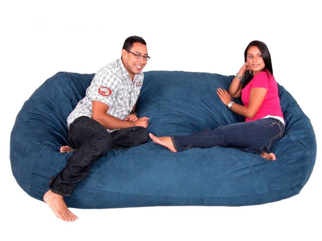 Giant Bean Bag Chairs For Adults Extra Large Bean Bag Chairs For Adults Home Furniture Design