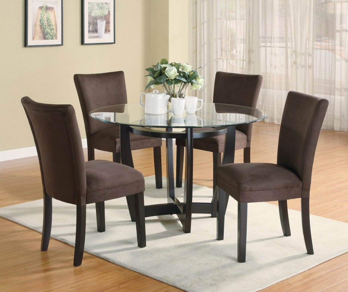 Dining Chairs Set Cheap Dining Room Table Sets Home Furniture Design