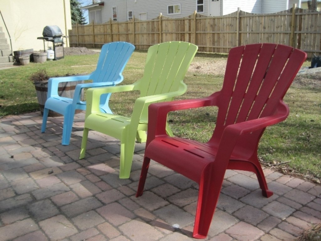 Adirondack Chair Plastic Plastic Adirondack Chairs Perfect Garden Add Ons Home