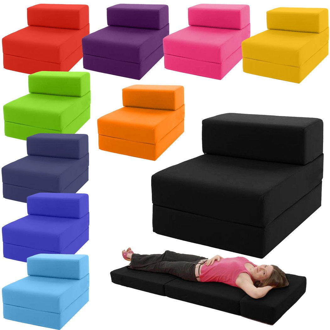 Bed Chair Fold Out Chair Bed For Kids Home Furniture Design