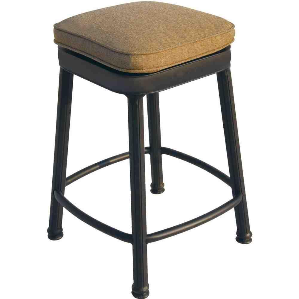 Bar Stool Cushions Square  Home Furniture Design