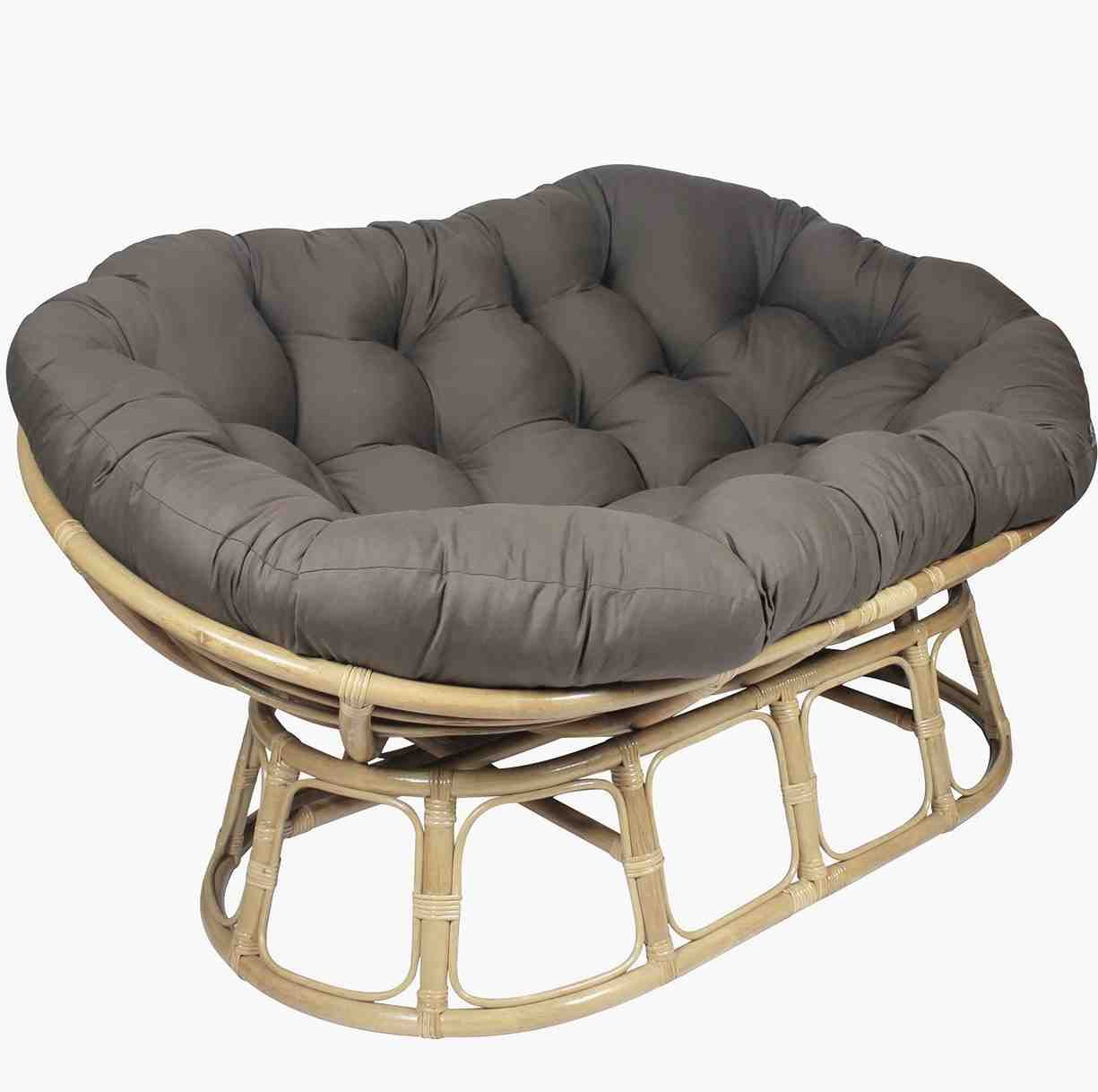 Papisan Chair Double Papasan Chair Cushion Home Furniture Design