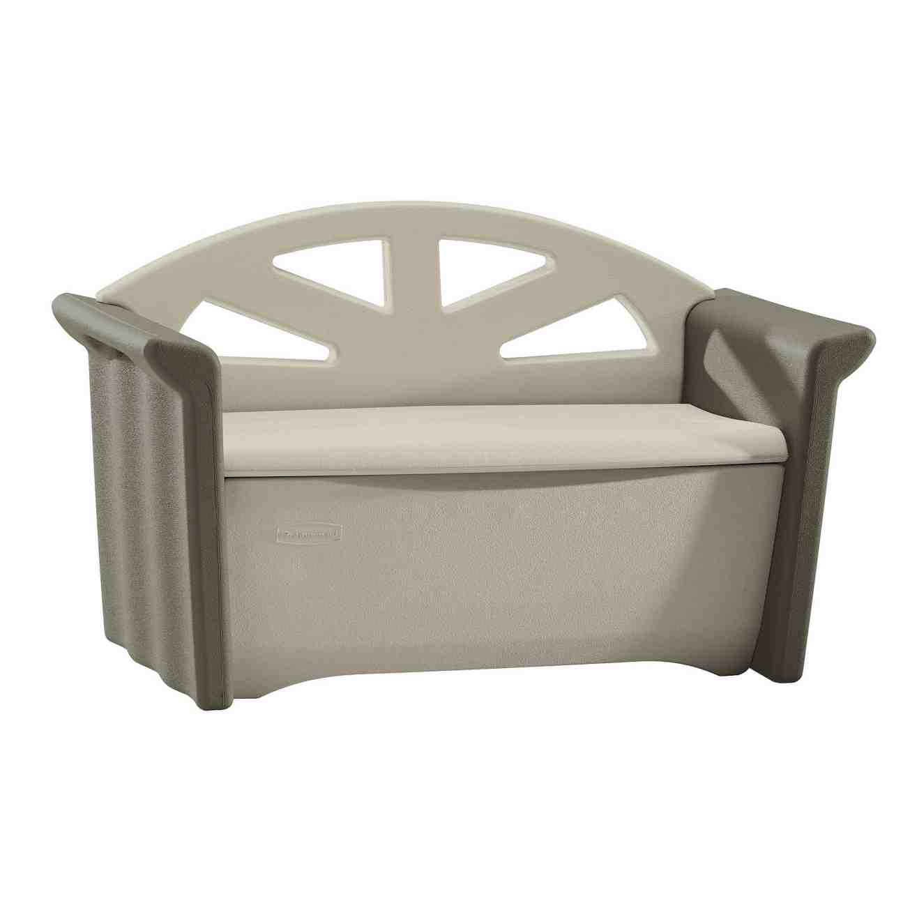 Rubbermaid Chairs Rubbermaid Outdoor Storage Bench Home Furniture Design