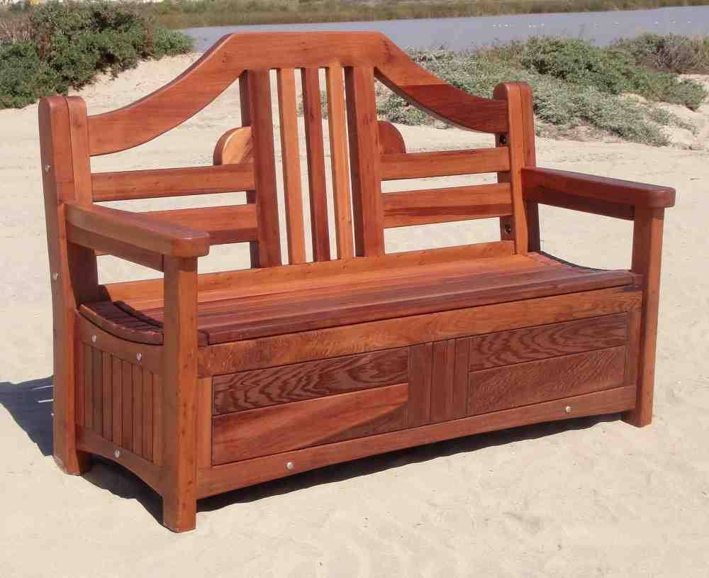 Outdoor Storage Bench: How To Pick The Right For