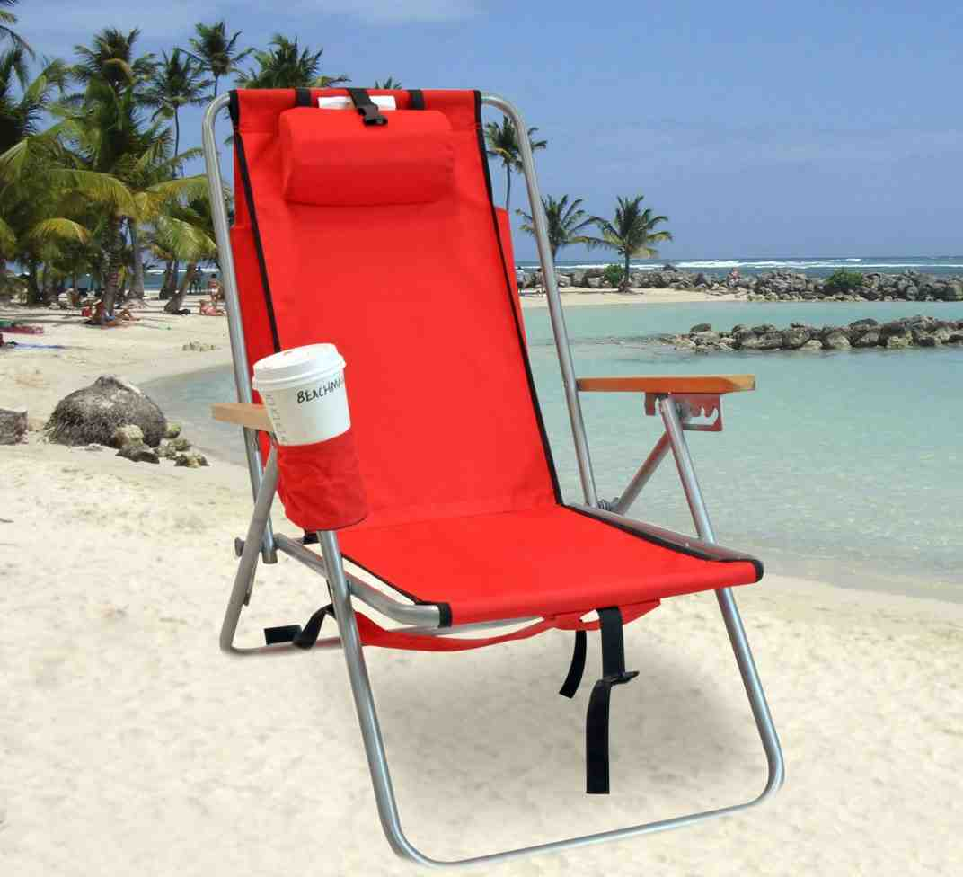 Beach Backpack Chair Wearever Backpack Beach Chair Home Furniture Design