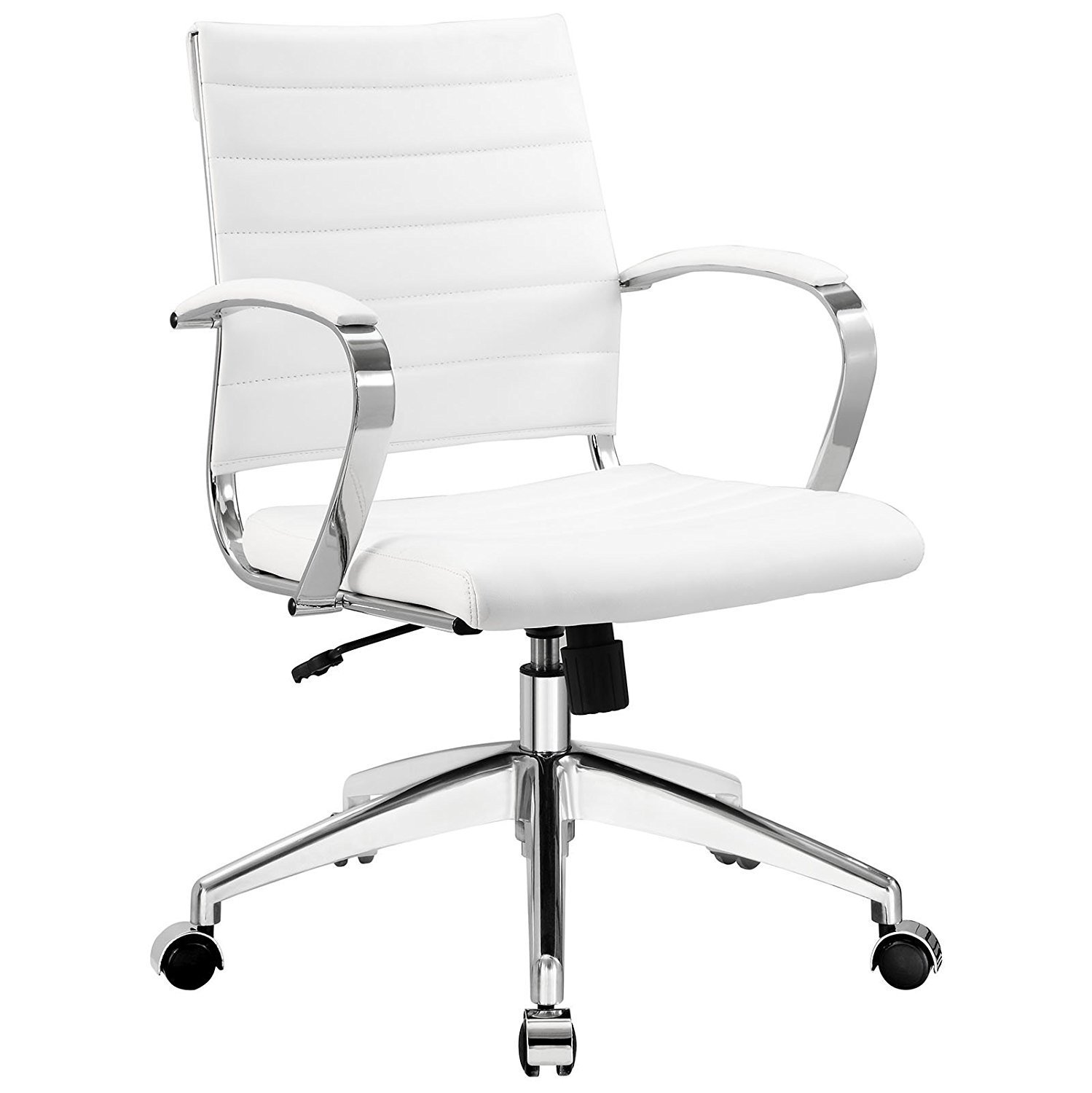 Office Chairs White White Executive Chair Home Furniture Design