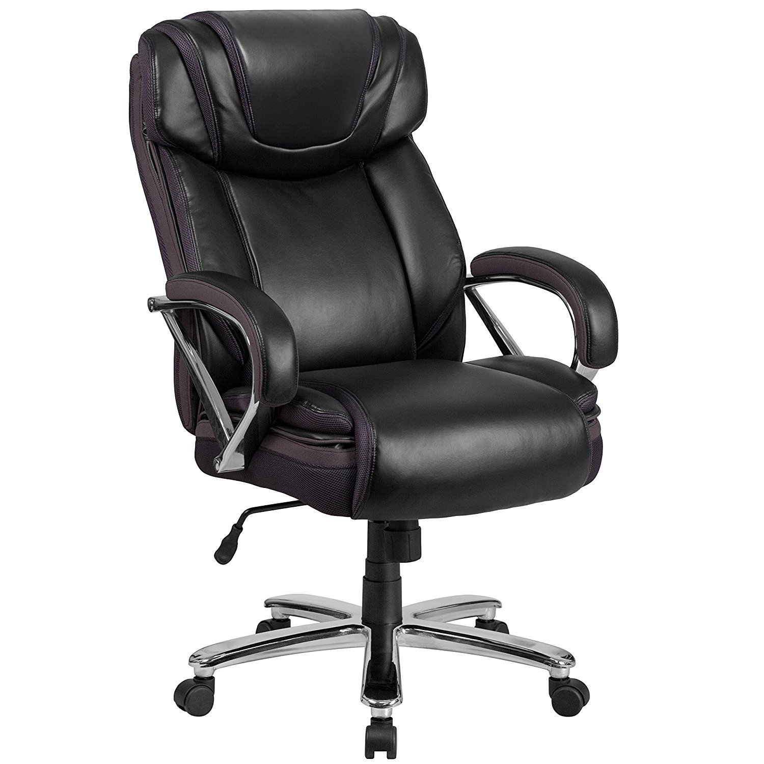 Best Big And Tall Office Chair Big And Tall Executive Office Chairs Home Furniture Design