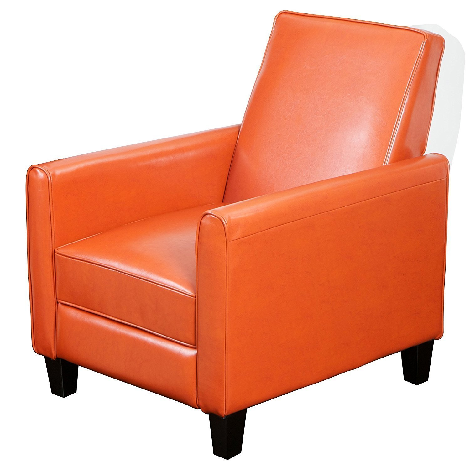 Orange Living Room Chair Orange Living Room Chair Home Furniture Design