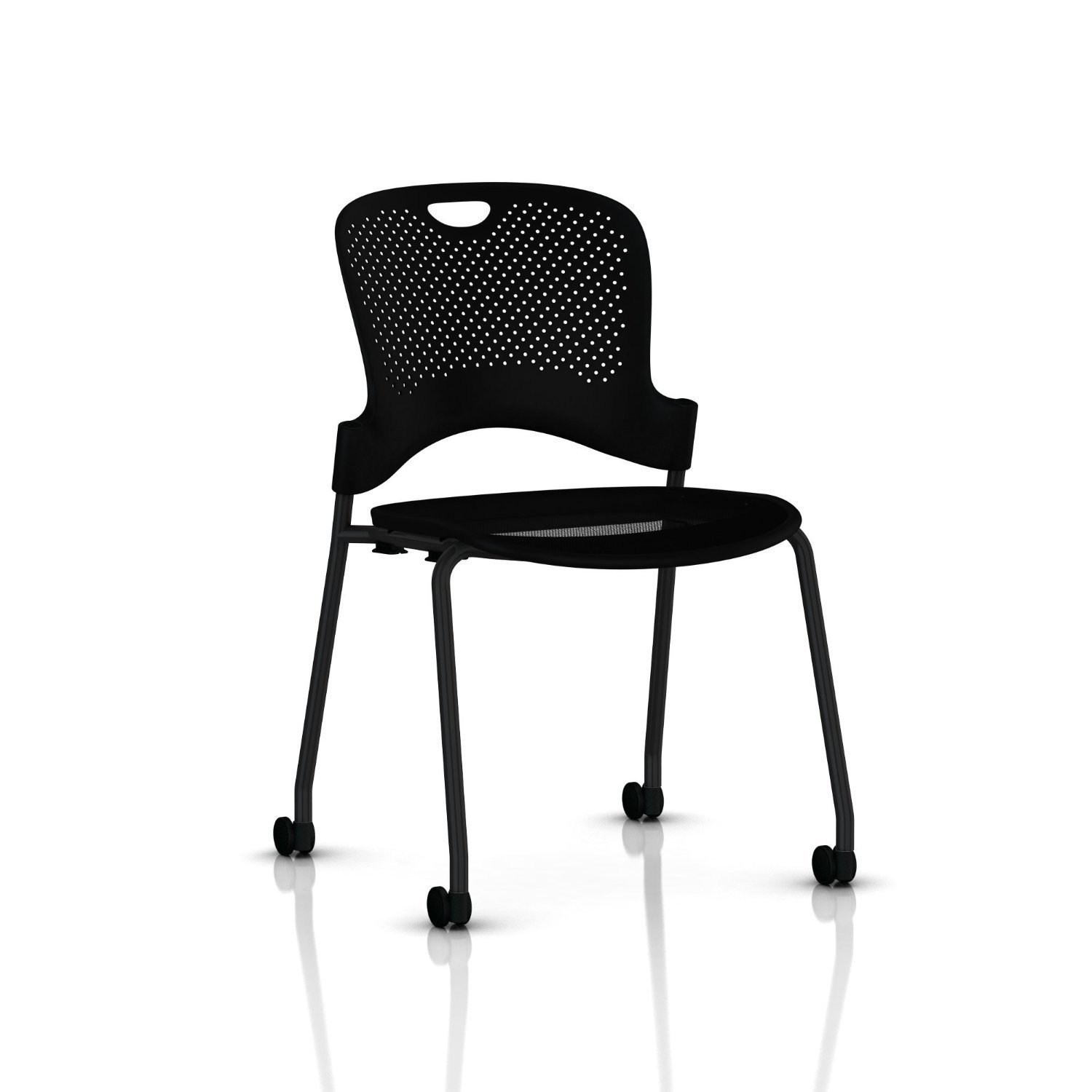 Caper Chair Stackable Caper Side Chair By Herman Miller Home