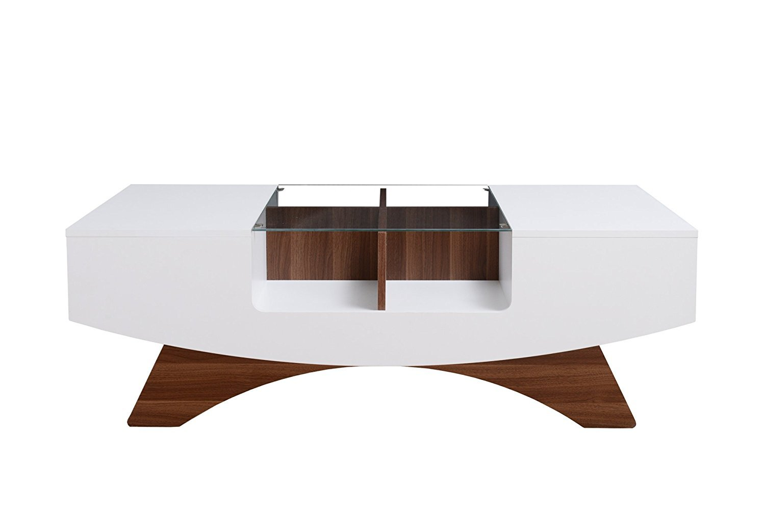 Modern White Coffee Table Contemporary White Coffee Table - Home Furniture Design
