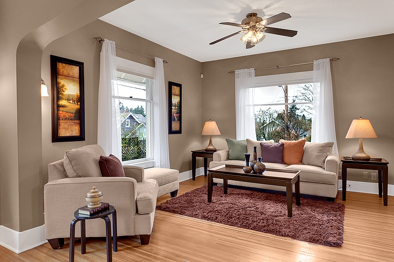 Staging Service for the greater Seattle area Interior