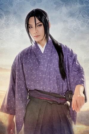 Hidetoshi Kubota - Toshizo Hijikata