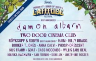 Damon Albarn confirmed as Latitude Festival headliner