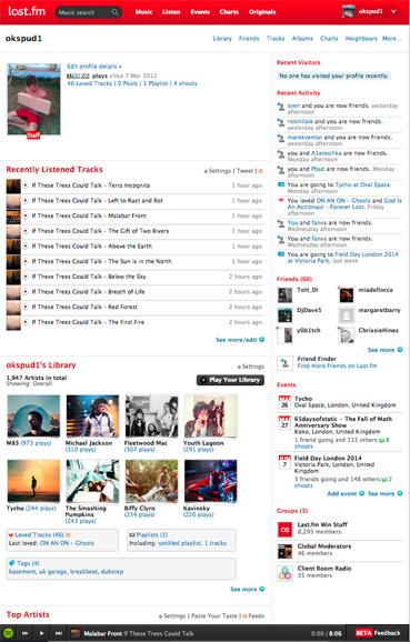 Spotify Last FM2
