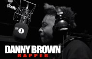 Watch Danny Brown take on Drake, Wiley and more in 'Fire In The Booth'