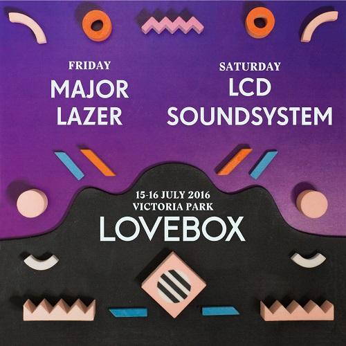 Lovebox 2016: LCD Soundsystem and Major Lazer to headline