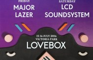 Lovebox 2016: LCD Soundsystem and Major Lazer to headline