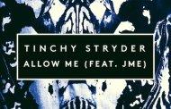 Video: Tinchy Stryder - 'Allow Me' (ft JME)