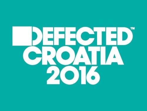 Defected Croatia announce full lineup