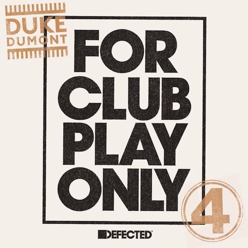 Audio: Duke Dumont - 'Be Here' (ft Kelli-Leigh)