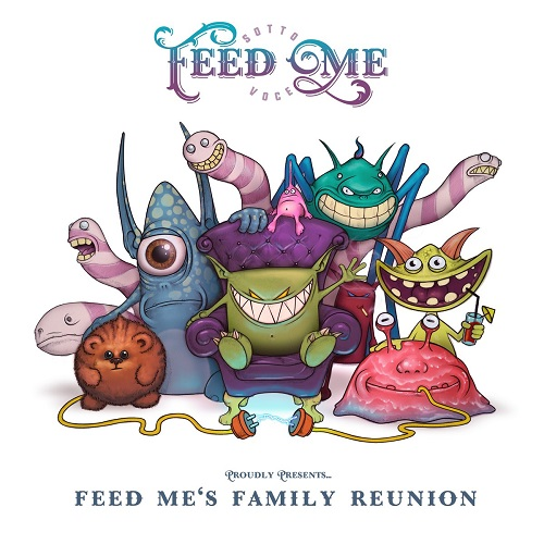 Audio: Feed Me - 'What It Feels Like' (ft Nina Nesbitt) (Stripped back version)