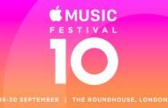 London's Apple Music Festival announces full 2016 lineup