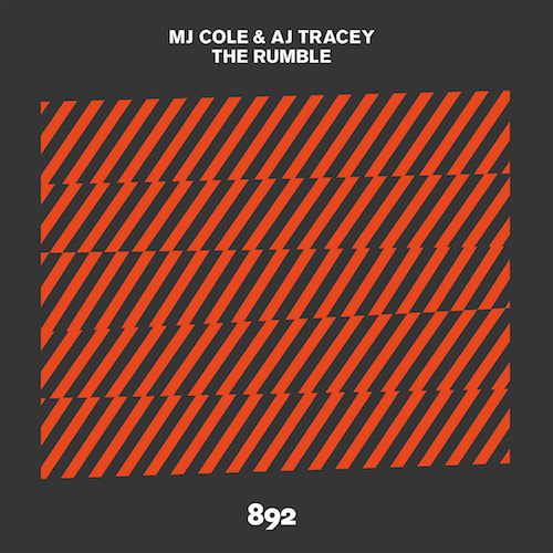 Audio: MJ Cole & AJ Tracey - 'The Rumble'