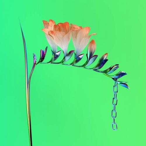 Listen: Flume - 'Skin Companion EP'