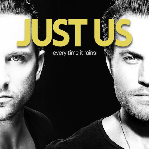 Audio: Just Us - 'Everytime It Rains / Cloudbusting'