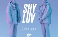 Listen: Shy Luv - 'Joyrider'