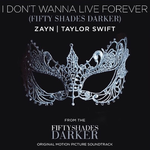 Listen: Zayn Malik & Taylor Swift - 'I Don't Wanna Live Forever'