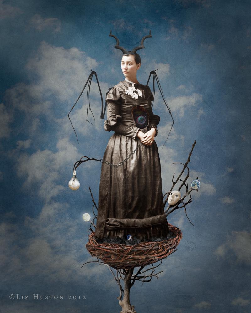 Creative Isolation © Liz Houston