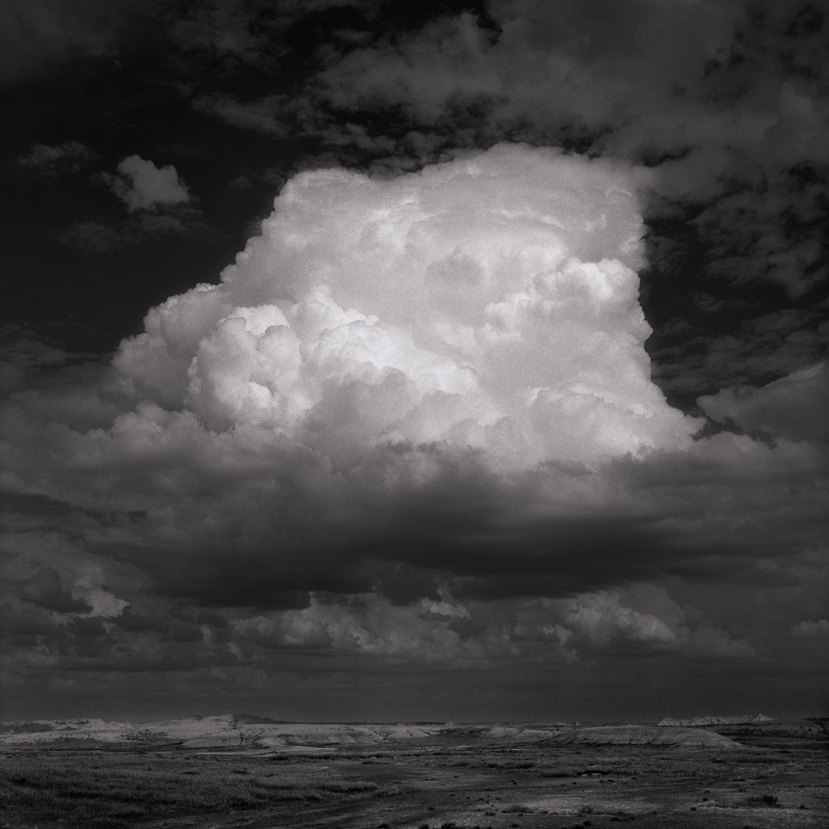 White Cloud © Keith Taylor