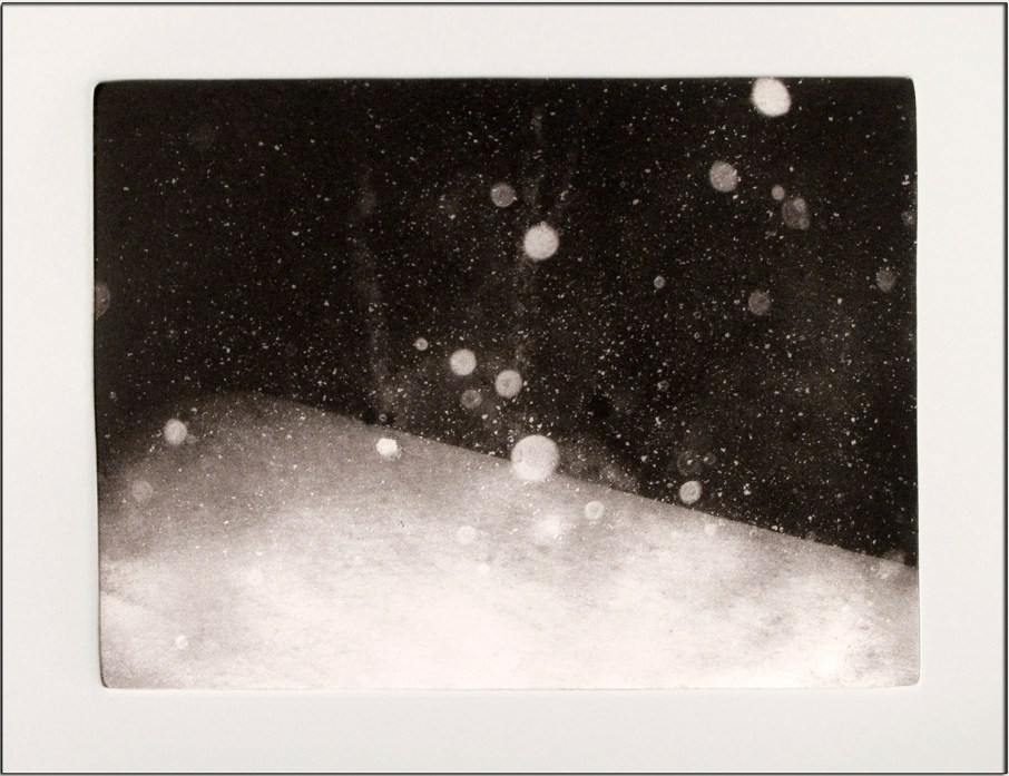 Night Snow © Peter Miller