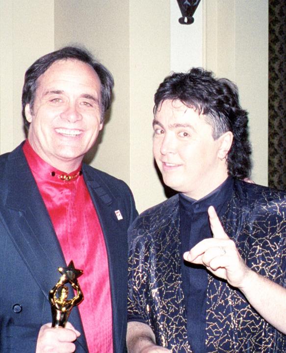Dal  & Jeff McBride