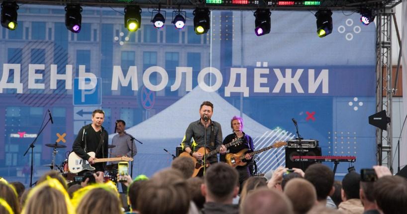 Торба-на-круче. День молодёжи. ТЦ Электра (Санкт-Петербург). 29 июня 2019